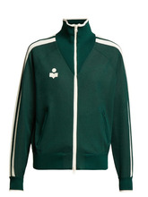 Isabel Marant Étoile | Isabel Marant etoile - Darcy High Neck Zip Through Track Jacket - Womens - Green | Clouty