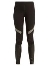 adidas by Stella McCartney | Adidas By Stella Mccartney - Run Climaheat Leggings - Womens - Black | Clouty
