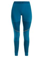 adidas by Stella McCartney | Adidas By Stella Mccartney - Run Az Reflective Leggings - Womens - Blue | Clouty