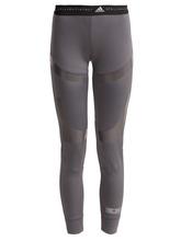 adidas by Stella McCartney | Adidas By Stella Mccartney - Run Ultra Performance Leggings - Womens - Grey Multi | Clouty