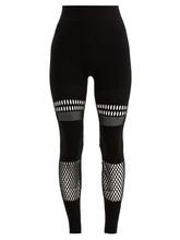 adidas by Stella McCartney | Adidas By Stella Mccartney - Warpknit Leggings - Womens - Black | Clouty