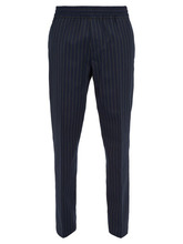 Acne Studios | Acne Studios - Ryder Twill Trousers - Mens - Navy | Clouty