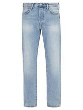 Acne Studios   Acne Studios - 1996 Trash Straight Leg Jeans - Mens - Blue   Clouty