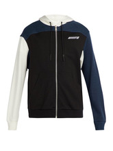 GIVENCHY | Givenchy - Hooded Cotton Track Jacket - Mens - Black | Clouty