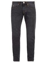 Isabel Marant   Isabel Marant - Jack Slim Leg Jeans - Mens - Black   Clouty
