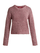 Sies Marjan | Sies Marjan - Lurex Sweater - Womens - Purple | Clouty