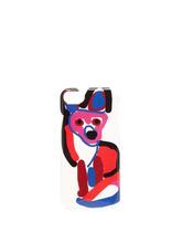 MAISON KITSUNÉ | Maison Kitsune - Acide Fox Print Iphone® 8 Phone Case - Mens - Multi | Clouty
