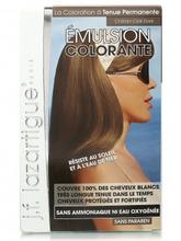 J.F. Lazartigue   Красящая эмульсия - Светло-золотистый каштан, Hair Care, 60ml   Clouty