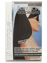 J.F. Lazartigue | красящая эмульсия - Черный, Hair Care, 60ml | Clouty