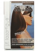 J.F. Lazartigue | Красящая эмульсия - Золотистый каштан, Hair Care, 60ml | Clouty