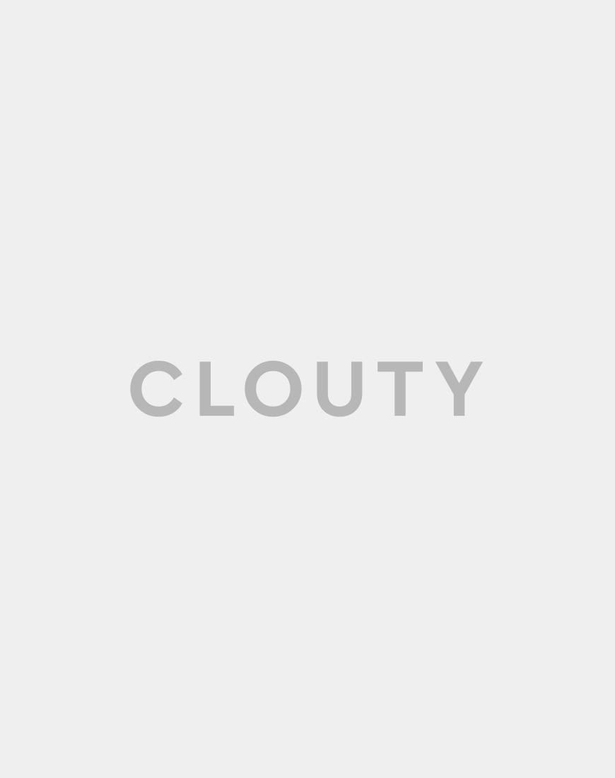 KENZO | Пальто с контрастной вставкой | Clouty