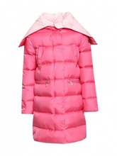 Il Gufo | Пальто пуховое с капюшоном | Clouty