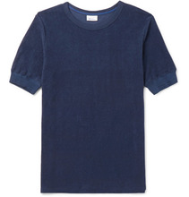 Schiesser   Hartmut Slim-fit Cotton-terry T-shirt   Clouty