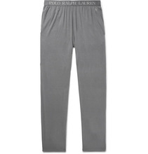 POLO RALPH LAUREN | Slim-fit Tapered Stretch-micro Modal Pyjama Trousers | Clouty