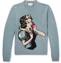 GUCCI | Intarsia Wool Sweater | Clouty