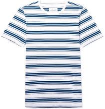 Albam   Striped Cotton-jersey T-shirt   Clouty