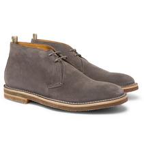 Officine Creative Italia | Cornell Suede Chukka Boots | Clouty
