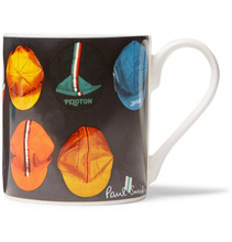 Paul Smith | Printed Bone China Mug | Clouty