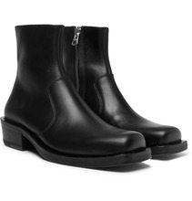 Acne Studios | Leather Boots | Clouty