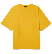Balenciaga | Oversized Printed Cotton-jersey T-shirt | Clouty