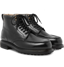 Tom Ford | Cromwell Leather Hiking Boots | Clouty