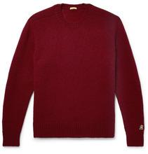 UNDERCOVER | Shepherd Wool Sweater | Clouty