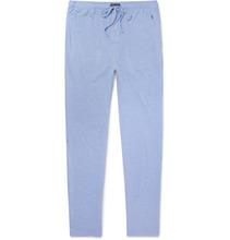POLO RALPH LAUREN | Harbour Island Slim-fit Cotton-pique Pyjama Trousers | Clouty