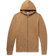 John Elliott | Flash Dual Loopback Cotton-jersey Zip-up Hoodie | Clouty