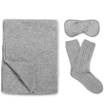 Johnstons Of Elgin | Cashmere Travel Set | Clouty