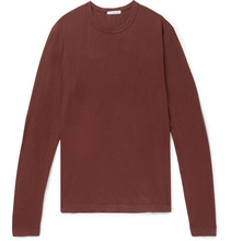 James Perse   Cotton-jersey T-shirt   Clouty