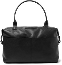 Oliver Spencer   Full-grain Leather Holdall   Clouty