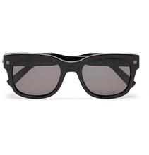 Ermenegildo Zegna   Square-frame Acetate Sunglasses   Clouty