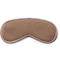 Armand Diradourian | Cashmere And Silk-satin Eye Mask | Clouty