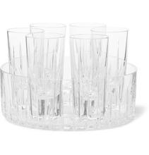 Linley | Trafalgar Shot Glass And Cooler Set | Clouty