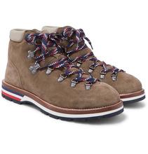 MONCLER | Peak Suede Boots | Clouty