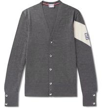 Moncler Gamme Bleu | Virgin Wool Cardigan | Clouty