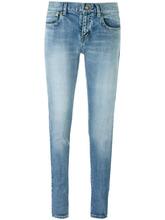 SAINT LAURENT   джинсы кроя скинни  Saint Laurent   Clouty