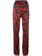 GIVENCHY | брюки с принтом Givenchy | Clouty