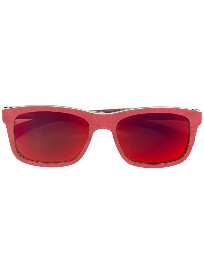 66146bdb043c Солнцезащитные очки  Twenty  Gold And Wood CL000011614010 купить за ...