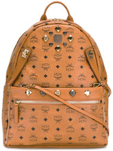MCM | рюкзак с принтом логотипа | Clouty