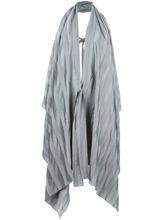 Masnada | пальто без рукавов с жатым эффектом Masnada | Clouty