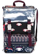 KENZO | рюкзак со смешанным принтом Kenzo | Clouty