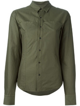 A.F.Vandevorst | рубашка с укороченными рукавами A.F.Vandevorst | Clouty