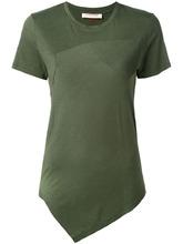A.F.Vandevorst | футболка с асимметричным подолом A.F.Vandevorst | Clouty
