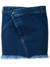 A.F.Vandevorst | короткая джинсовая юбка  A.F.Vandevorst | Clouty