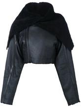 RICK OWENS | укороченная куртка Rick Owens | Clouty