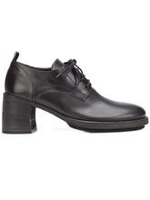 Ann Demeulemeester | ботинки Дерби на массивных каблуках Ann Demeulemeester | Clouty