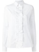 Maison Margiela | рубашка с рюшами Maison Margiela | Clouty