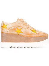 Stella McCartney | кроссовки на платформе | Clouty