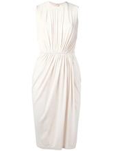 GIVENCHY | платье-шифт с присборенной деталью Givenchy | Clouty